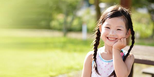 お子さんの歯の治療