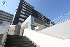6.豊岡団地のメディカルセンターに当院はあります。
